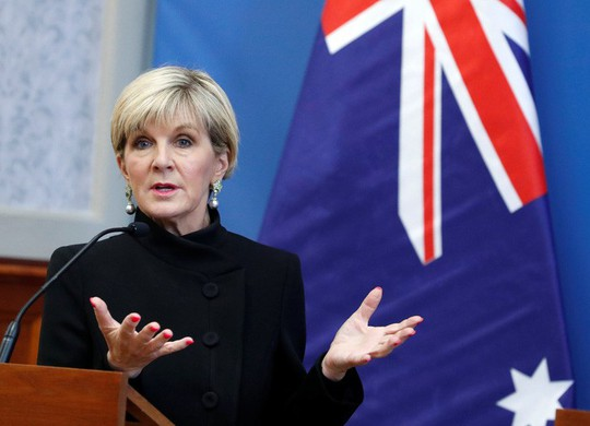 """Úc """"nhắc khéo"""" Trung Quốc tôn trọng luật trên biển Đông - Ảnh 1."""