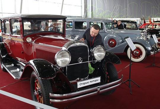 Chiêm ngưỡng dàn siêu xe của Liên Xô - Ảnh 4.