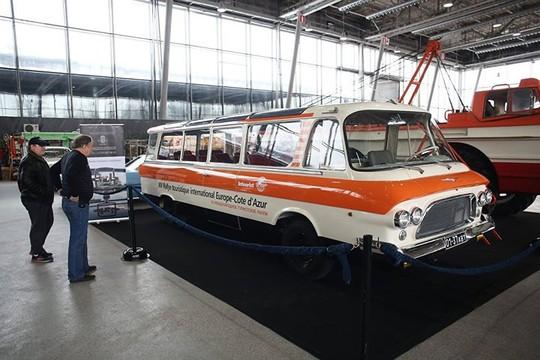 Chiêm ngưỡng dàn siêu xe của Liên Xô - Ảnh 10.