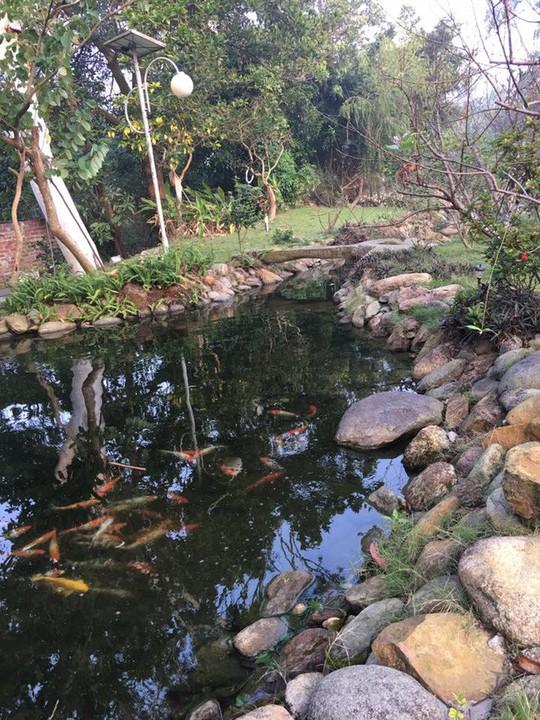 Biệt thự nhà vườn đẹp như mơ của diva Mỹ Linh - Ảnh 6.