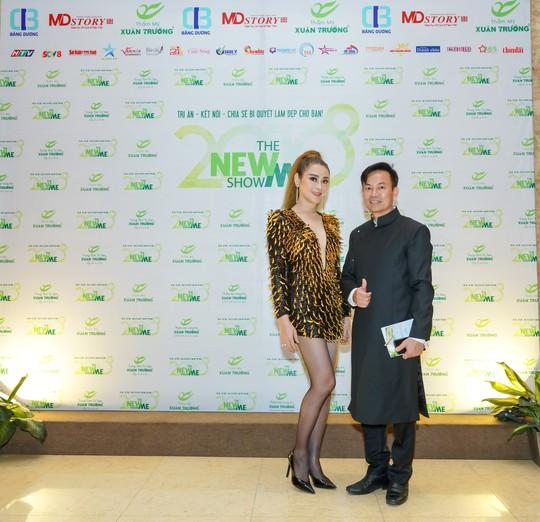 Thẩm mỹ Xuân Trường với sự kiện The New Me Show 2018 - Ảnh 2.