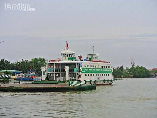 Du lịch siêu rẻ ngay tại Sài Gòn với đảo Thạnh An - Ảnh 1.