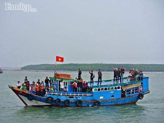 Du lịch siêu rẻ ngay tại Sài Gòn với đảo Thạnh An - Ảnh 3.