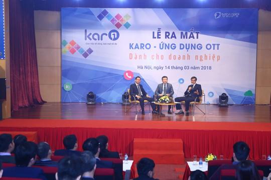 VNPT ra mắt ứng dụng OTT Karo - Ảnh 1.