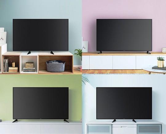 Chọn mua tivi cho phòng khách nhà bạn - Ảnh 1.