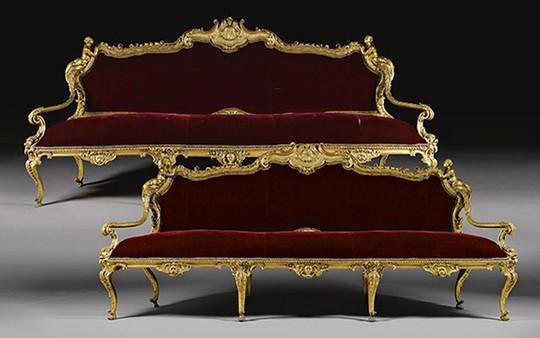 Sửng sốt với những món đồ nội thất siêu đắt đỏ - ảnh 8