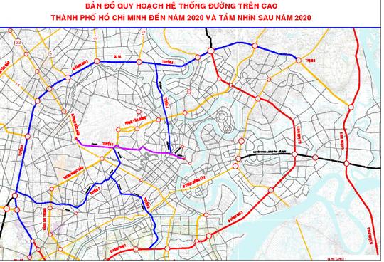 Đề xuất xây dựng đường trên cao nối Tân Sơn Nhất - Ảnh 2.