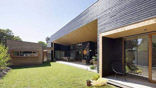 """""""Phát sốt"""" với những ngôi nhà tuyệt đẹp ít sử dụng năng lượng - Ảnh 5."""