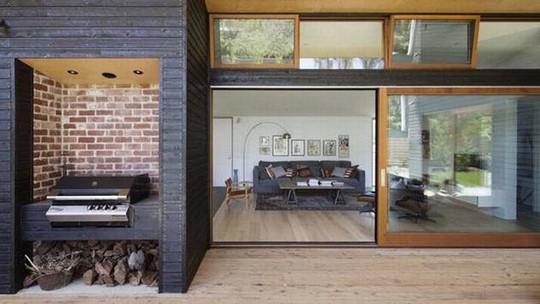 """""""Phát sốt"""" với những ngôi nhà tuyệt đẹp ít sử dụng năng lượng - Ảnh 6."""