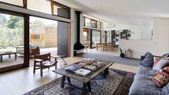 """""""Phát sốt"""" với những ngôi nhà tuyệt đẹp ít sử dụng năng lượng - Ảnh 7."""