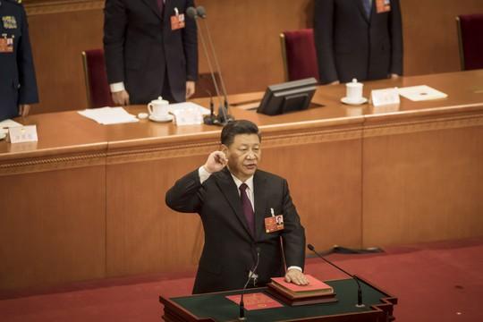 Ông Tập Cận Bình tiếp tục lãnh đạo Trung Quốc - Ảnh 1.