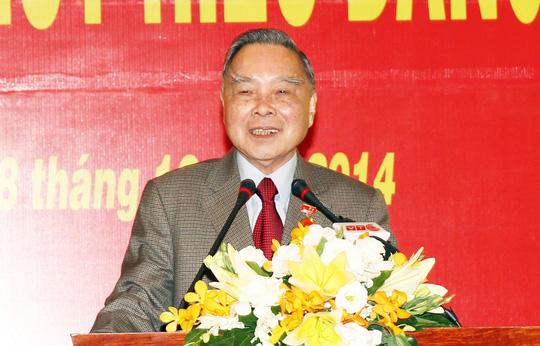 Nguyên Thủ tướng Chính phủ Phan Văn Khải từ trần tại TP HCM - Ảnh 1.