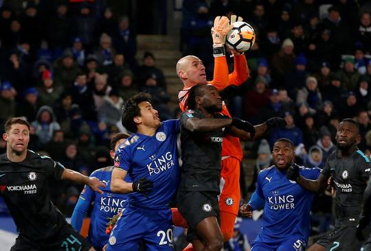 Chelsea nhọc nhằn vào bán kết FA Cup - Ảnh 1.