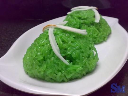 Xôi: bức tranh ẩm thực đa sắc màu - Ảnh 1.