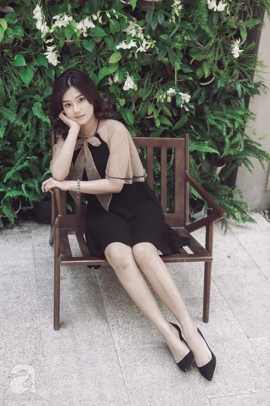Hoàng Yến Chibi: Tôi sợ chị Hồng Ánh mỗi khi diễn sai - Ảnh 1.