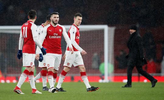 Man City tiếp tục cho Arsenal ăn hành - Ảnh 4.
