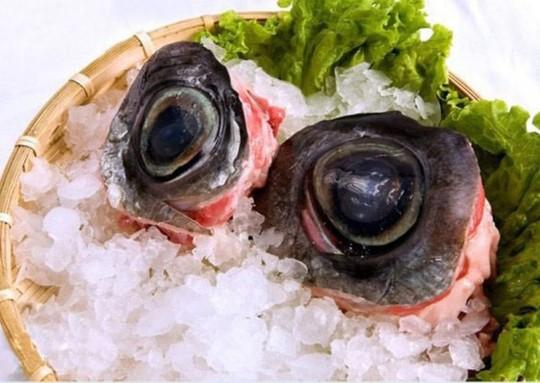 Hú hồn mắt cá ngừ đại dương: Không can đảm đố dám ăn - Ảnh 6.