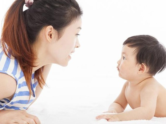 Tuyệt chiêu dạy trẻ sơ sinh nhanh biết nói - Ảnh 1.