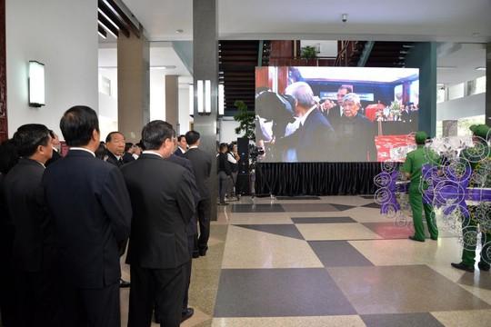 Lãnh đạo Đảng, Chính phủ, Quốc hội viếng nguyên Thủ tướng Phan Văn Khải - Ảnh 6.