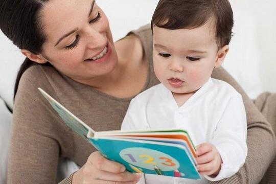 Tuyệt chiêu dạy trẻ sơ sinh nhanh biết nói - Ảnh 4.