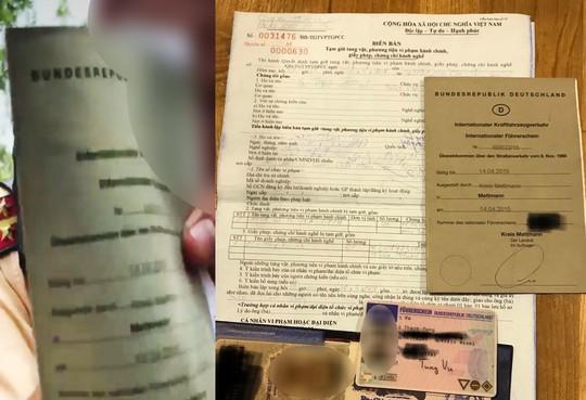 Giấy phép lái xe nước Đức có hợp pháp tại Việt Nam? - Ảnh 1.