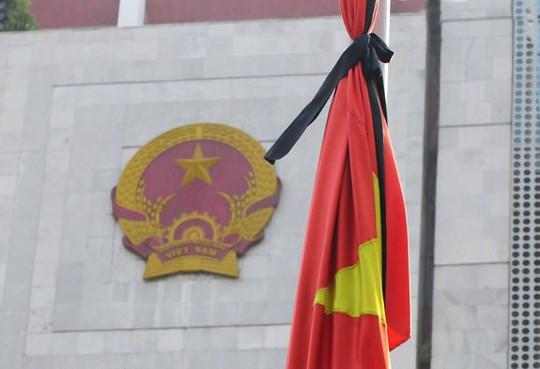 Hôm nay bắt đầu Quốc tang nguyên Thủ tướng Phan Văn Khải - Ảnh 1.