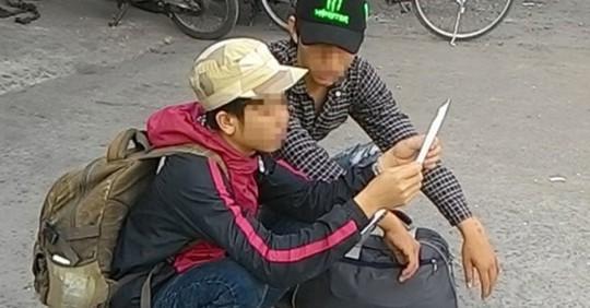 Giải cứu 4 thanh niên bị lừa đưa sang Trung Quốc - Ảnh 1.