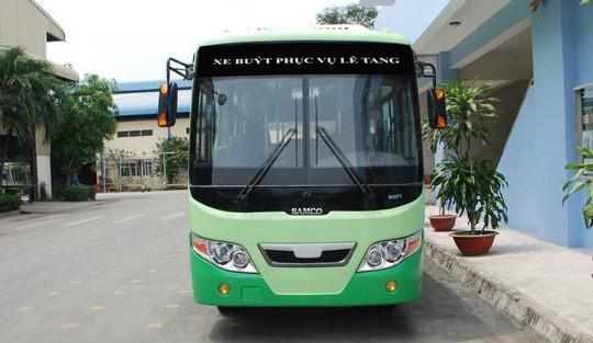 Huy động 15 xe buýt phục vụ lễ tang cố Thủ tướng Phan Văn Khải - Ảnh 1.