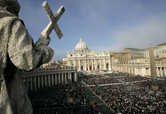 Vatican - thánh địa linh thiêng và huyền bí - Ảnh 2.