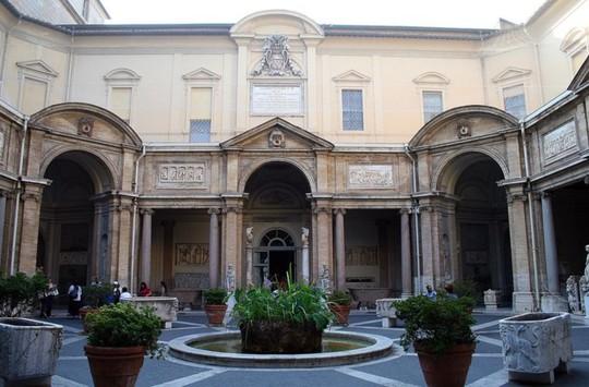 Vatican - thánh địa linh thiêng và huyền bí - Ảnh 13.
