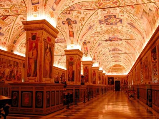 Vatican - thánh địa linh thiêng và huyền bí - Ảnh 16.