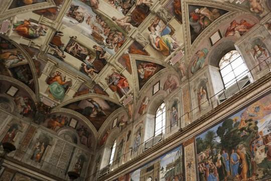 Vatican - thánh địa linh thiêng và huyền bí - Ảnh 17.