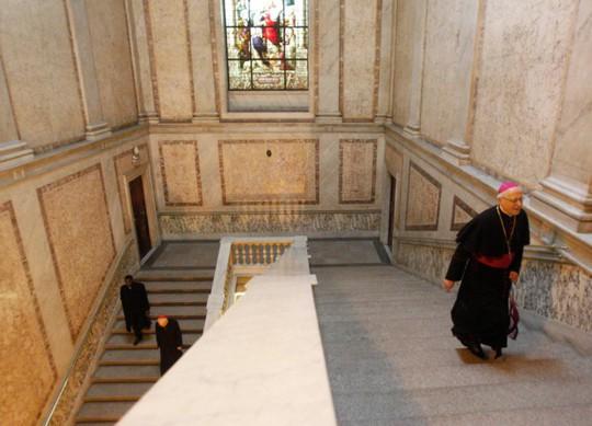 Vatican - thánh địa linh thiêng và huyền bí - Ảnh 19.