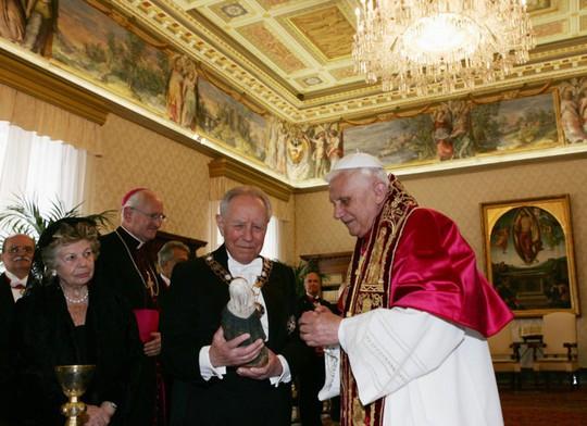 Vatican - thánh địa linh thiêng và huyền bí - Ảnh 21.