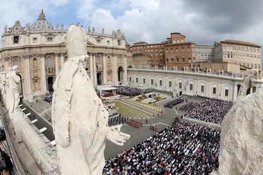 Vatican - thánh địa linh thiêng và huyền bí - Ảnh 26.