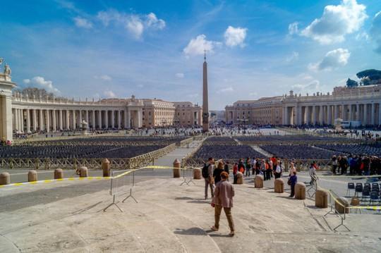 Vatican - thánh địa linh thiêng và huyền bí - Ảnh 4.