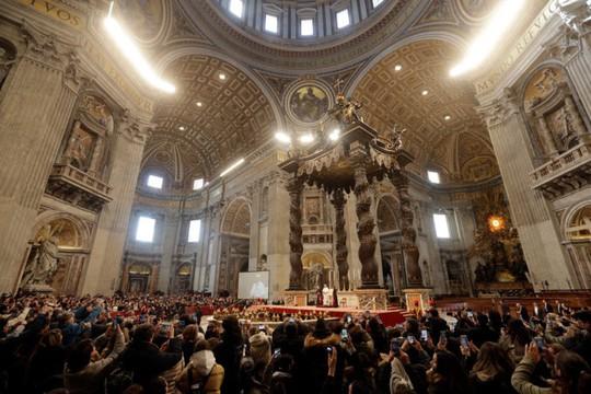 Vatican - thánh địa linh thiêng và huyền bí - Ảnh 7.