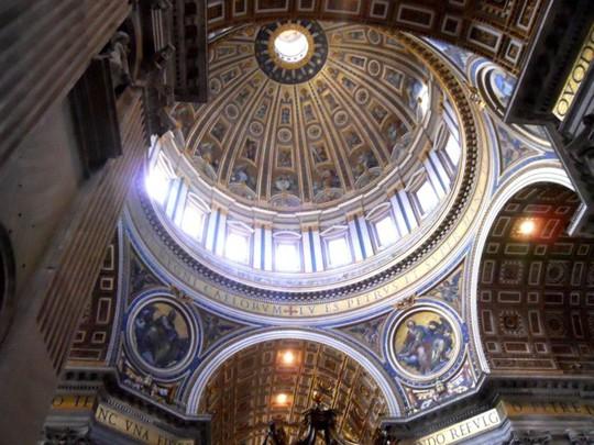 Vatican - thánh địa linh thiêng và huyền bí - Ảnh 8.