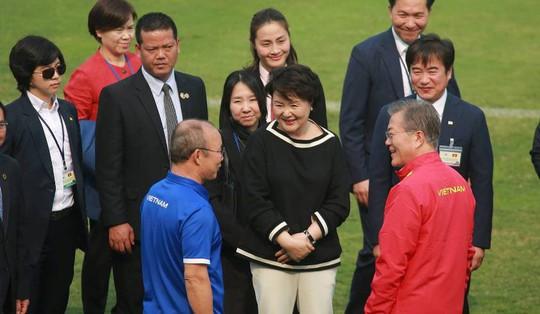 Tổng thống Hàn Quốc: Nếu không có bão tuyết, chắc chắn U23 Việt Nam đã vô địch - Ảnh 3.
