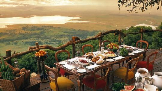 10 nhà hàng view đẹp đến mức khách quên cả ăn - Ảnh 4.