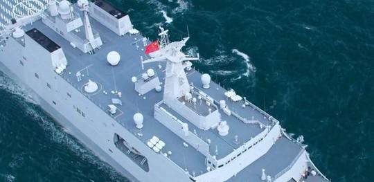 Lãnh hải Trung Quốc ở biển Đông là chỗ nào thưa Cục điện ảnh? - Ảnh 2.
