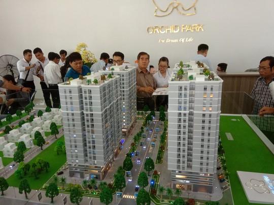 L&L Group khai trương nhà mẫu dự án Orchid Park - Ảnh 1.