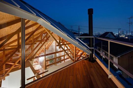Nhà 2 tầng gây xôn xao giới kiến trúc vì thiết kế... lạ - Ảnh 20.