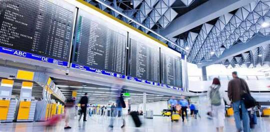 5 sân bay quốc tế tốt nhất thế giới đều thuộc châu Á - Ảnh 3.