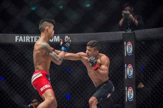 Martin Nguyễn lỡ chiếc cúp thứ 3 của MMA - Ảnh 3.