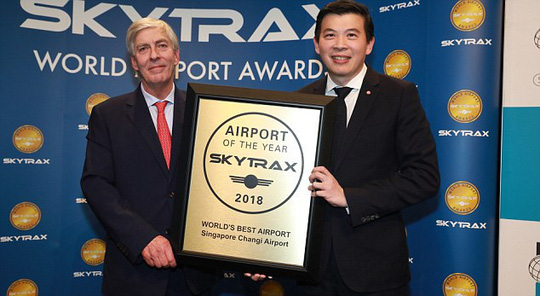 5 sân bay quốc tế tốt nhất thế giới đều thuộc châu Á - Ảnh 4.