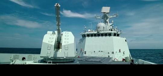 Lãnh hải Trung Quốc ở biển Đông là chỗ nào thưa Cục điện ảnh? - Ảnh 1.
