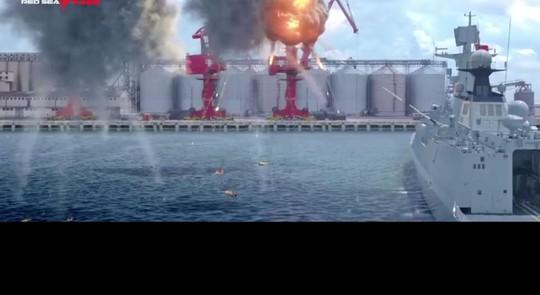 Lãnh hải Trung Quốc ở biển Đông là chỗ nào thưa Cục điện ảnh? - Ảnh 3.