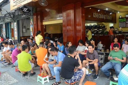 5 địa chỉ cho người thích uống cà phê vào sáng sớm ở Sài Gòn - Ảnh 5.