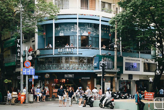 5 địa chỉ cho người thích uống cà phê vào sáng sớm ở Sài Gòn - Ảnh 7.